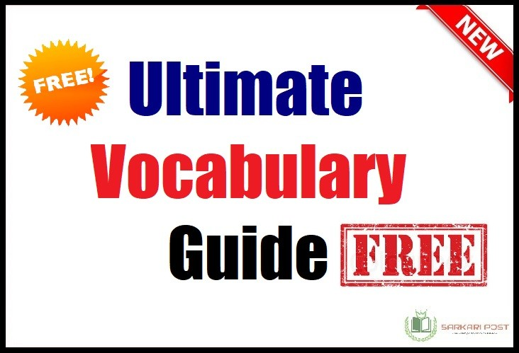 Vocabulary Guide