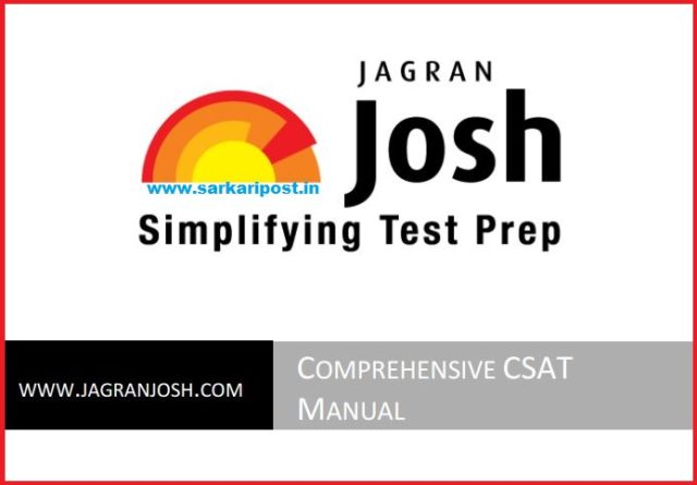 Comprehensive CSAT Manual