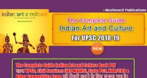 The Complete Guide Indian Art and Culture Book