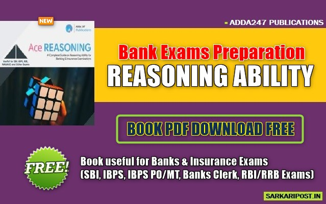 Reasoning Ability Book Pdf