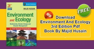 Download Environment And Ecology 3rd Edition Pdf Book