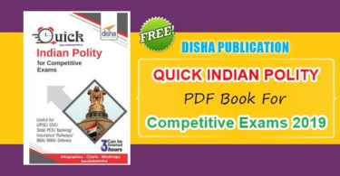 Disha Quick Indian Polity PDF Book