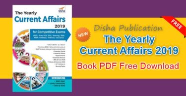 The Yearly Current Affairs 2019 Book PDF